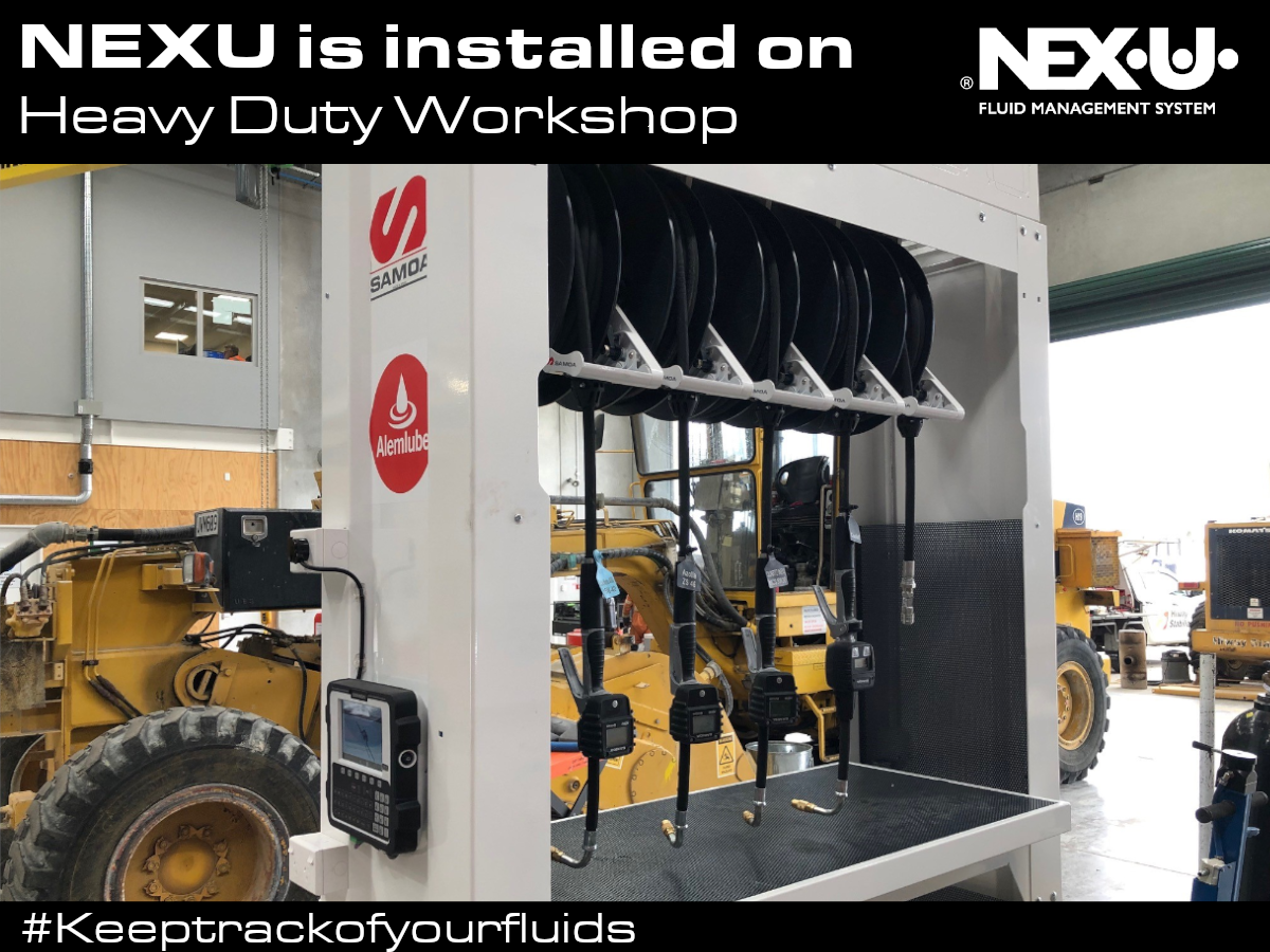 NEXU FLUID MANAGEMENT SYSTEM