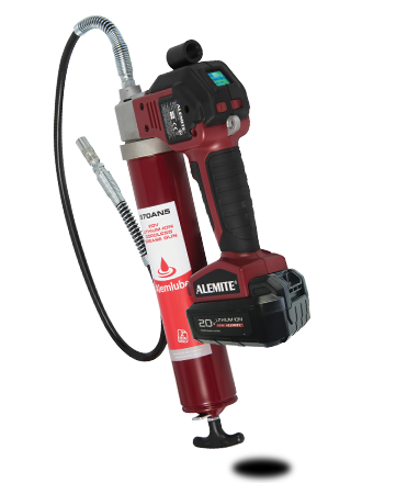 20V Lithium-ion Cordless Grease Gun