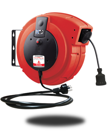10amp 240V Electric Cable Reel